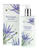 Heathcote & Ivory Florals Wild English Lavender Nourishing Body Cream 250ml