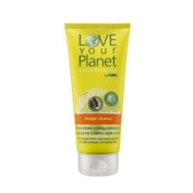 Organic Body Lotion Orange for Normal Skin * NATRUE-Certified Organic Cosmetics * Vegan Product Free from Animal Extracts