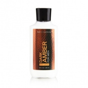 Bath & Body Works Signature Collection Body Lotion Dark Amber 236ML