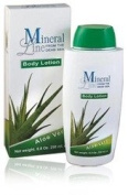 Mineral Line - Aloe Vera, Moisturising Body Lotion, 250 ml / 8.8 oz