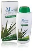 Mineral Line - Aloe Vera, Moisturising Body Lotion, 250 ml / 8.8 oz