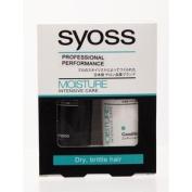 Syoss Moisture Intensive Care Shampoo Set 100Ml.