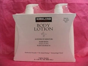 Kirkland signature body lotion 2/650ml