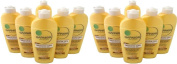 12x Garnier Intensive Care Hydrating Body Lotion Dark Skin 250ml