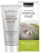 Wild Ferns Thermal Mud Warm face Pack 90ml x 1
