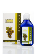Grape-Seed Oil + Natural Antioxidant For Face & Body - Suitable for Oily Skin - 55ml