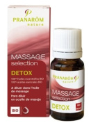 Pranarôm Nature Massage Selection Detox 10ml