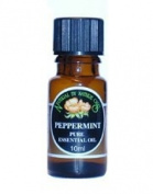 Natural By Nature Organic Peppermint Oil 10ml