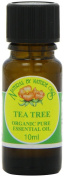 Natural By Nature Organic Tea Tree Essential Oil 10ml