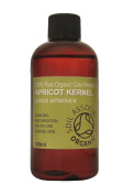 100ml Organic Apricot Kernel Oil - 100% Pure Carrier Oil