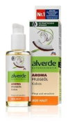 Alverde Coconut Skin-Oil with Organic Ingredients - Nourishes, Re-Hydrates, Smoothes & Polishes - Vegan / No Animal Testing - 100ml