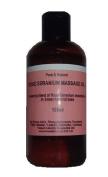 Rose Geranium Massage Oil 125ml Stress Relief