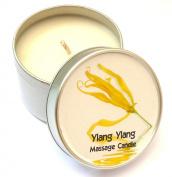 Ylang Ylang Massage Candle