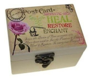 Aromatherapy Essential Oil Box For 6 Bottles