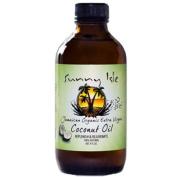 SUNNY ISLE JAMAICAN ORGANIC EXTRA VIRGIN OIL /100% NATURAL OIL /COCONUT OIL 120ml