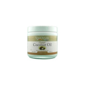 Spectrum Essentials Organic Unrefined Coconut Oil Body Cream 444 ml