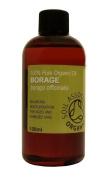 100ml Organic Borage Oil - 100% Pure Carrier Oil