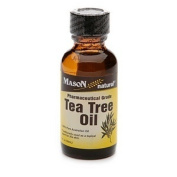 Mason Vitamins Tea Tree Oil 100% Pure Australian Oil Pharmaceutical Grade, 30ml