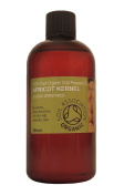 250ml Organic Apricot Kernel Oil - 100% Pure Carrier Oil
