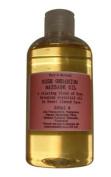Rose Geranium Massage Oil 250ml Stress Relief