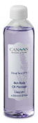 CANAAN Minerals & Herbs Dead Sea - Rich Body Oil Massage - Lavender