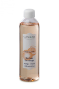CANAAN Minerals & Herbs Dead Sea - Rich Body Oil Massage - Mango & Peach