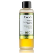 Fushi Pomegranate Seed Organic Oil 50ml Extra Virgin, Biodynamic Harvested Cold Pressed