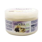 CHOCOLATE BODY SCRUB - For Glowing, Delicately Fragranced Skin!