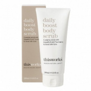 This Works Daily Boost Body Scrub 200ml