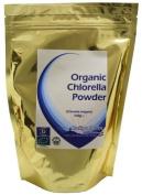 Organic Broken Cell Wall Chlorella Powder (Superfood) - 500g
