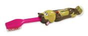 BrushBuddies Talking 73218-72 Swingin Sammy (Monkey) Fun Animal Character Musical Manual Toothbrush for Kids or Children