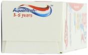 Aquafresh 50ml Little Teeth Fluoride Toothpaste 3-5 Years - Pack of 2