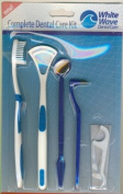 Complete Dental Care Kit - Blue