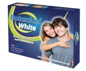 Botanical White Ultimate Home Teeth Whitening Kit, Over 100 Teeth Whitening Treatments Per Kit, 4 Mouth Trays so 2 People Can Whiten Teeth Safely and Quickly!