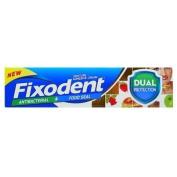 Fixodent Plus Dual Protection Premium Denture Adhesive, 40g