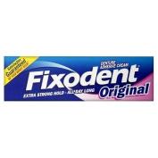 Fixodent Original Denture Adhesive Cream 2 x 40ml