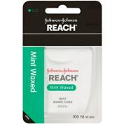 Reach Dental Floss Mint Waxed 91 m