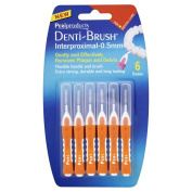 Denti-brush 6 Interproximal-0.5mm