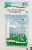 TePe Interdental Brushes 0.8mm Green - 3 Packets of 8