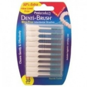 THREE PACKS of Dentibrush Interdental Brushes 30