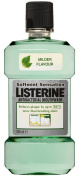 Listerine Antibacterial Softmint Mouthwash 500ml