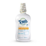 Tom's of Maine Anticavity Fluoride Rinse Juicy Mint 475 ml