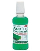 Aloe Vera Mouthwash & Vit K & Tea Tree 250ml