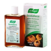 Dentaforce, Concentrated Herbal Mouthwash, 3.4 fl oz
