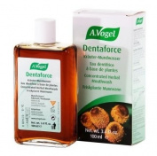 Dentaforce, Concentrated Herbal Mouthwash, 3.4 fl oz