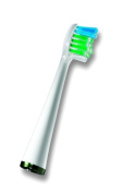 Waterpik Small Replacement Brush Heads for SR1000, SRSB-2