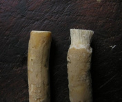 1 x Thin Natural Toothbrush Stick, Miswak, Siwak, Arak, Peelu, Chewing Stick, Salvadora Persica