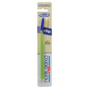 Monte Bianco Toothbrush Bristle, Medium, Blue - PRA2542002