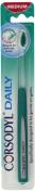 Corsodyl Daily Medium Toothbrush Pack of 3