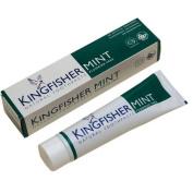 Kingfisher Mint Fluoride Free Toothpaste 100ml - CLF-KIN-MF100